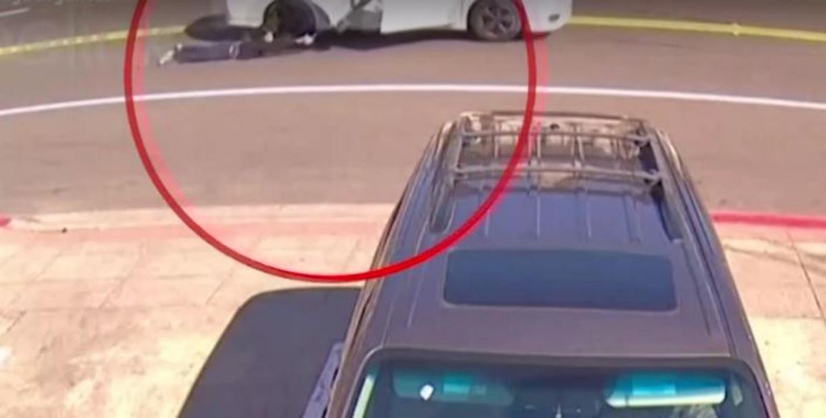Βίντεο σοκ: Ληστές σέρνουν θύμα τους με το αυτοκίνητο(vid)