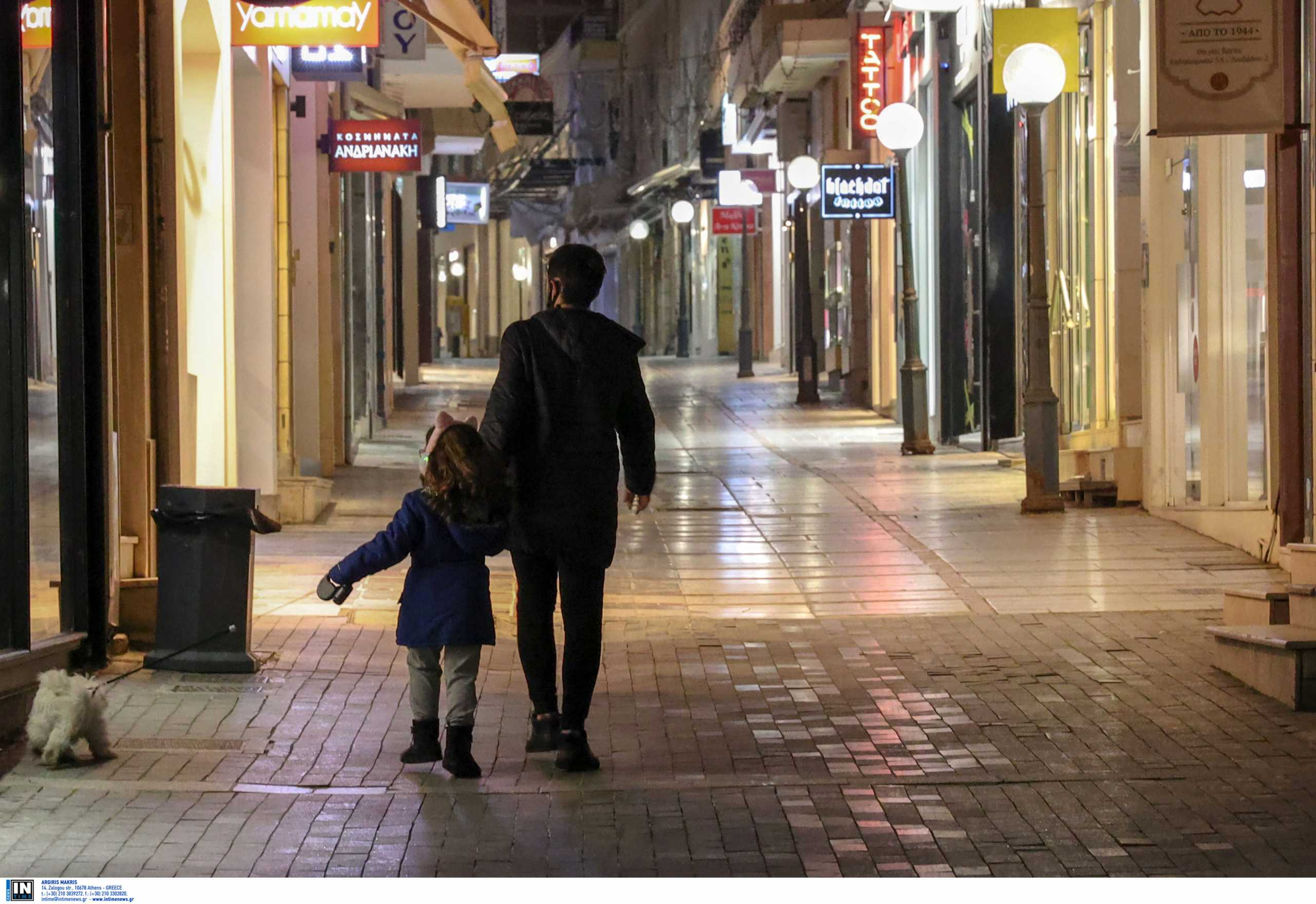 Σαρηγιάννης: «Είναι νωρίς για άνοιγμα του lockdown» – Πάνω από το 5 η θετικότητα