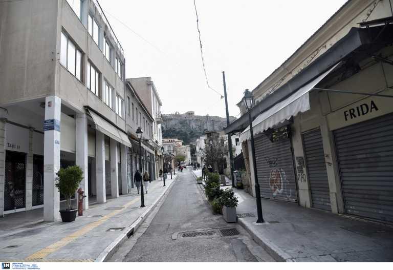 Εμπορικός Σύλλογος Αθηνών: Να λειτουργήσει η αγορά στις 8 Μαρτίου με προσεκτικά σχεδιασμένο μοντέλο