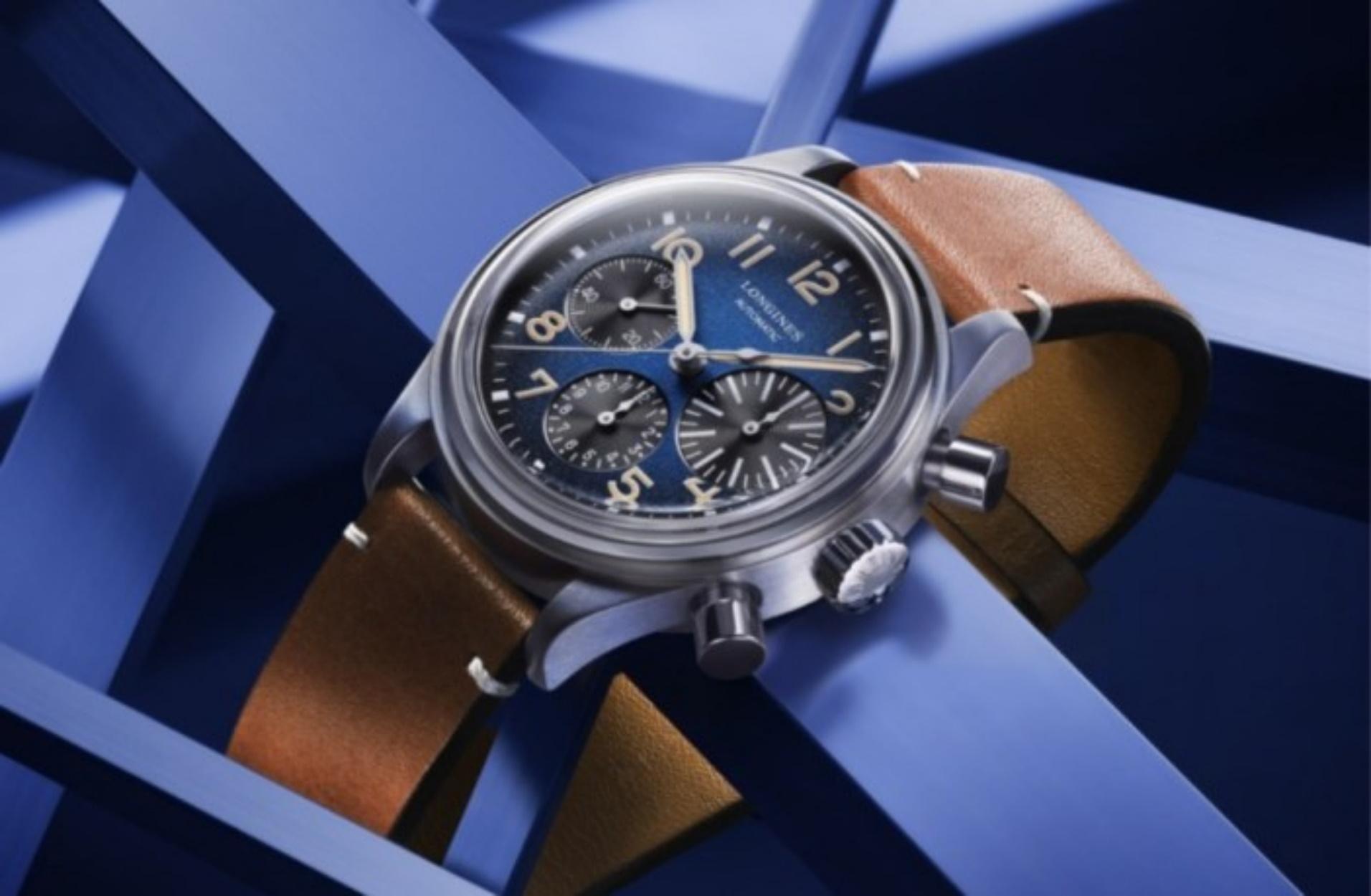 Ένα από τα πιο όμορφα pilot ρολόγια που κυκλοφορούν αυτή την στιγμή