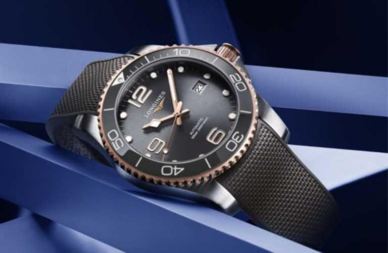 Τα νέα καταδυτικά ρολόγια της Longines θα σας αφήσουν με το στόμα ανοιχτό!
