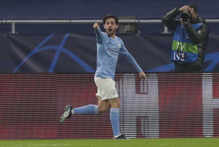 Champions League: H Σίτι «καθάρισε» Γκλάντμπαχ και πρόκριση από το πρώτο ματς (video)