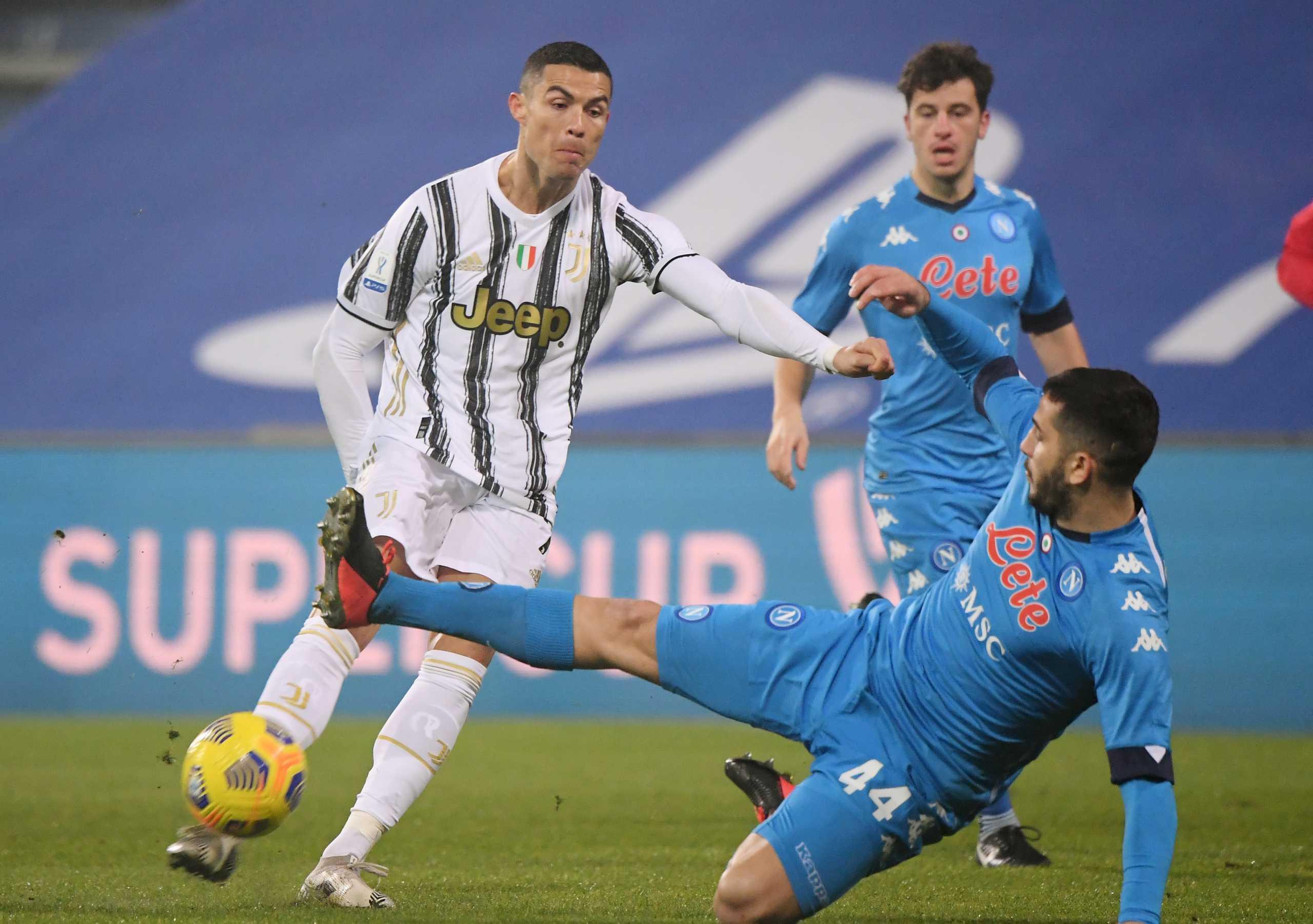 Serie A: Νέα αναβολή στο Γιουβέντους – Νάπολι