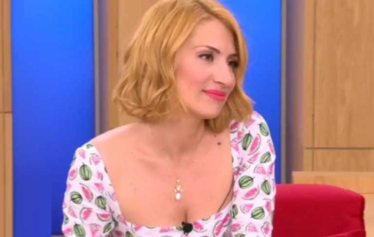 Μαρία Ηλιάκη: Έφτασε και για μένα η ώρα να γίνω μάνα