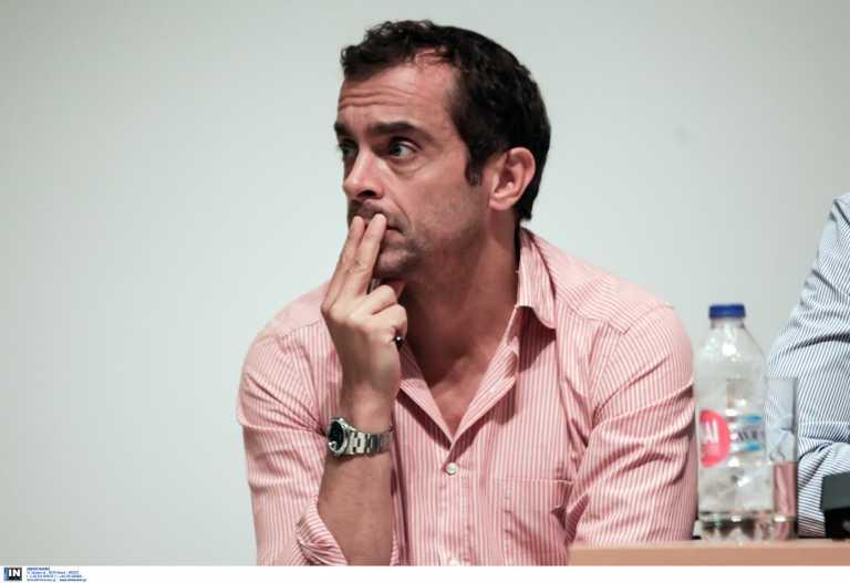 Κωνσταντίνος Μαρκουλάκης: Το μήνυμα «είμαι περήφανη για σένα»