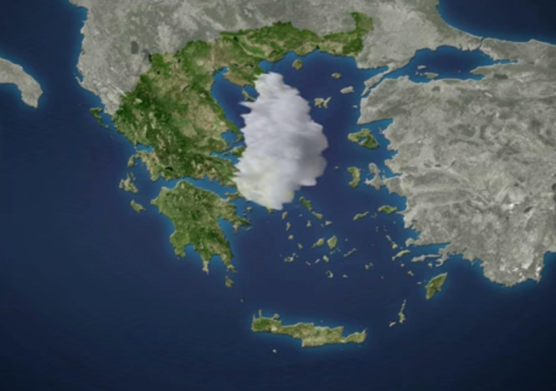 Καιρός – Μαρουσάκης: Πολικό ψύχος σε 4 στάδια – Που θα χιονίσει