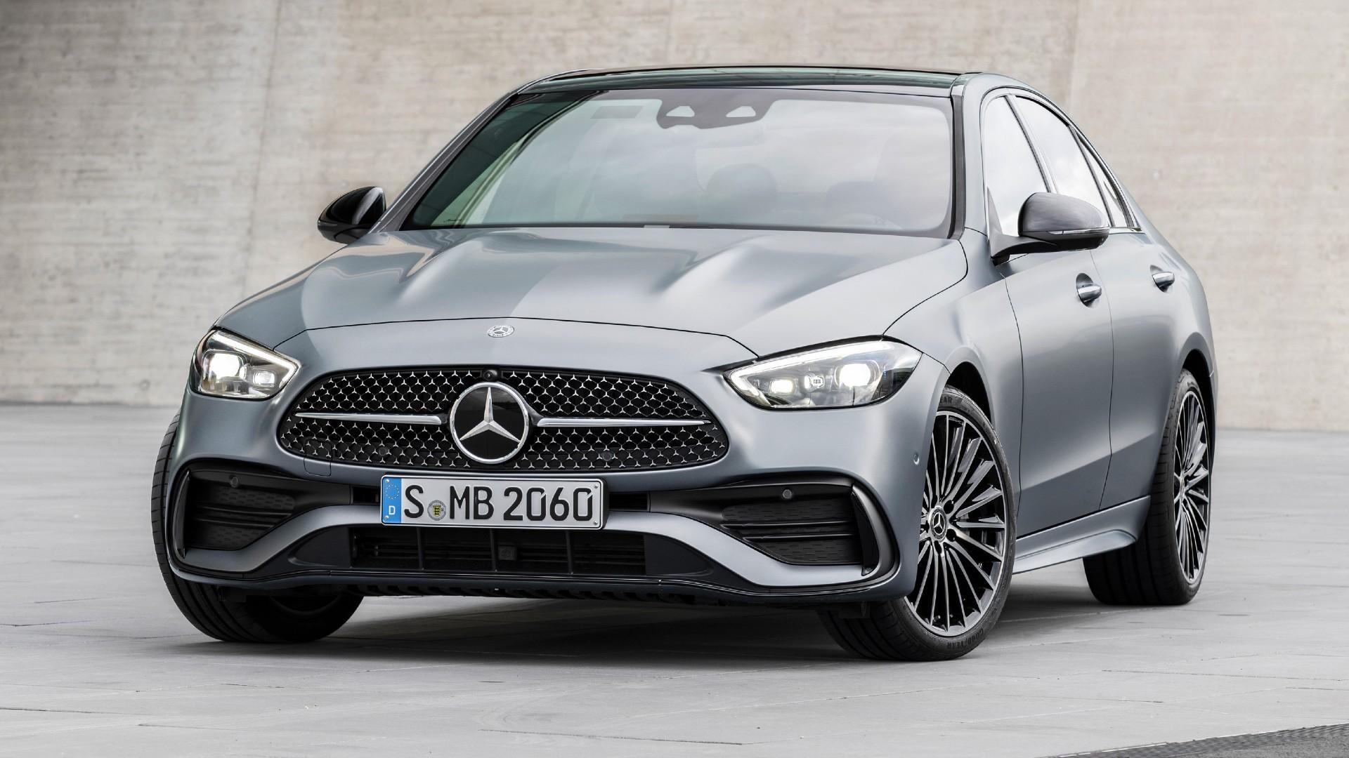 Νέα Mercedes-Benz C-Class: Πιο πολυτελής και τεχνολογικά προηγμένη από ποτέ! [vid]