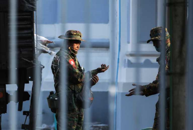 Πραξικόπημα στην Μιανμάρ – Ο στρατός ανέλαβε την εξουσία (pics, video)