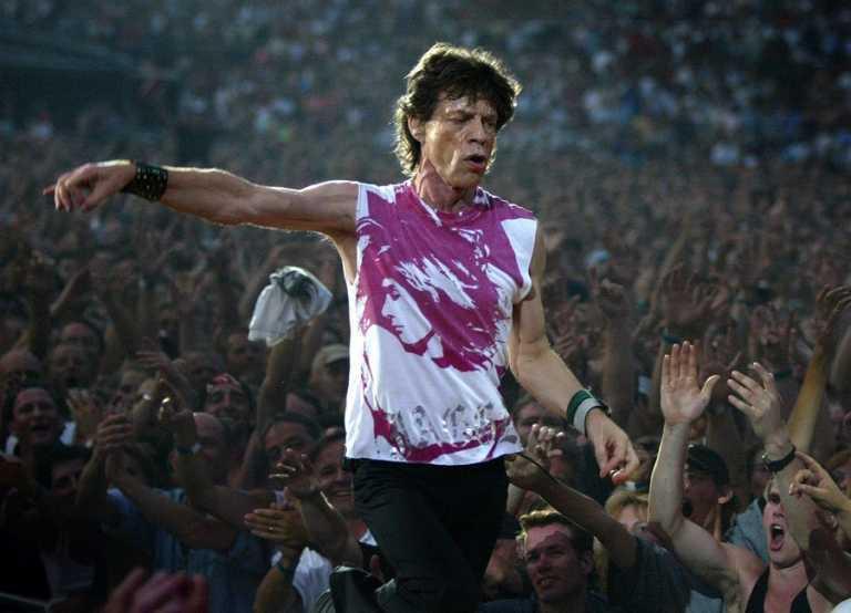 Μικ Τζάγκερ: Ο θρύλος των Rolling Stones αφηγητής σε ταινία μικρού μήκους (vid)