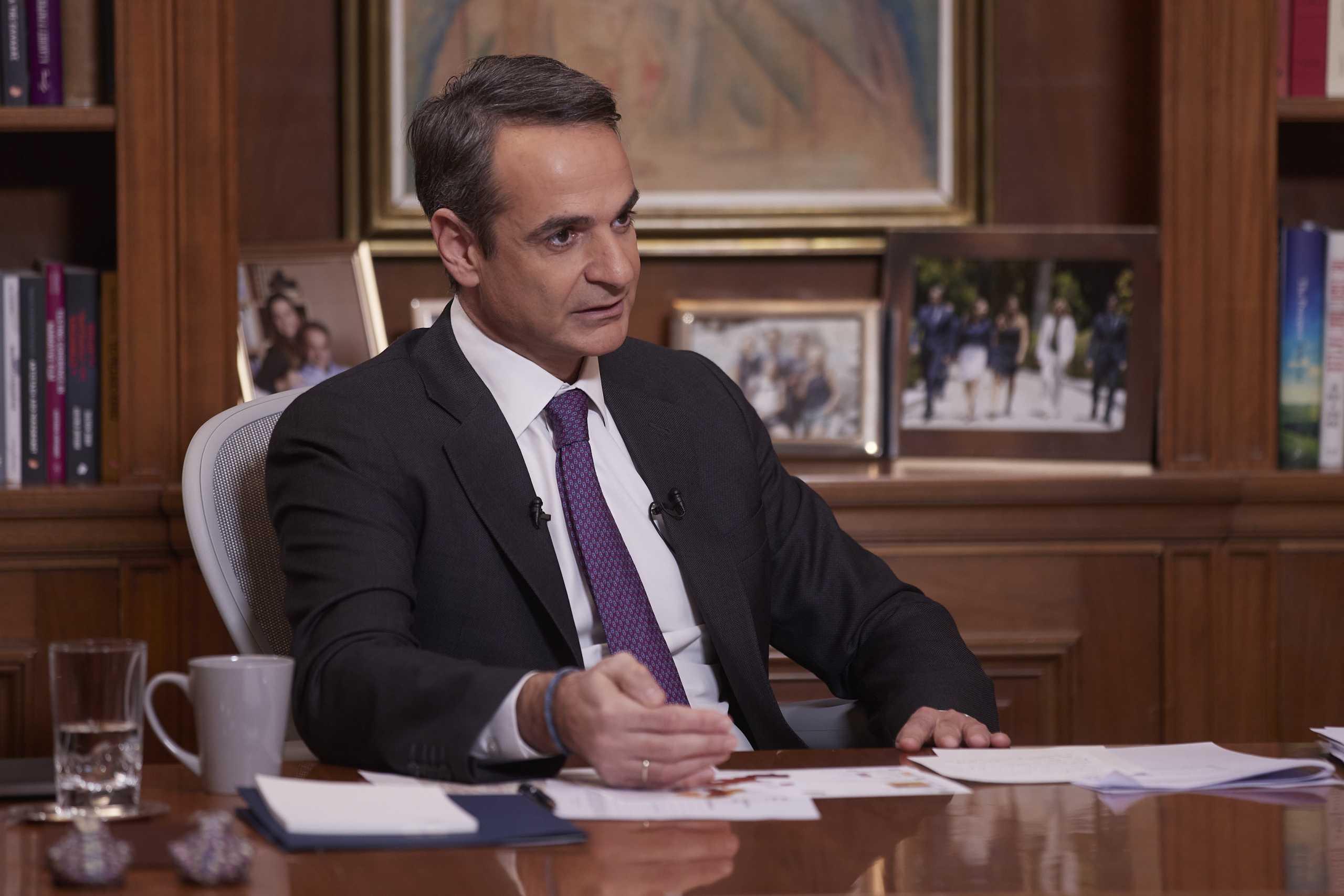 Κυριάκος Μητσοτάκης: Η συνέντευξη του πρωθυπουργού στο ΣΚΑΪ