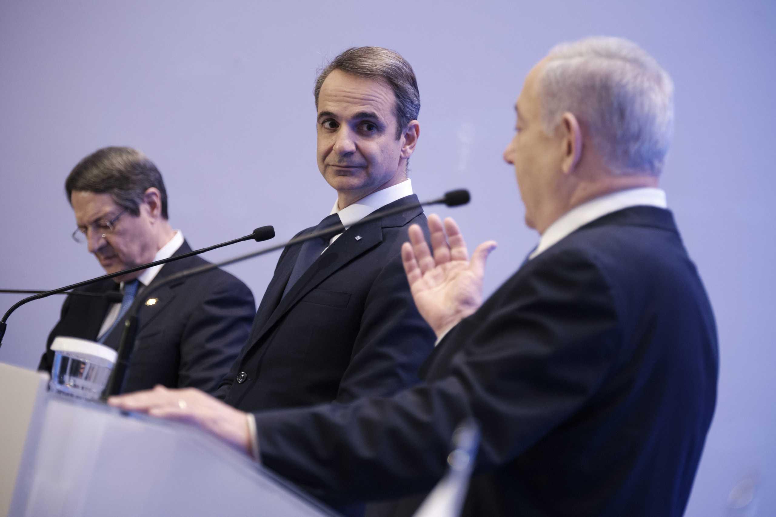 Ο Μητσοτάκης σε Κύπρο και Ισραήλ την άλλη εβδομάδα