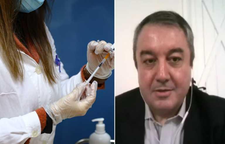 Μόσιαλος: Υπάρχει ενδεχόμενο να χρειαστεί τρίτη δόση εμβολίου για τις μεταλλάξεις