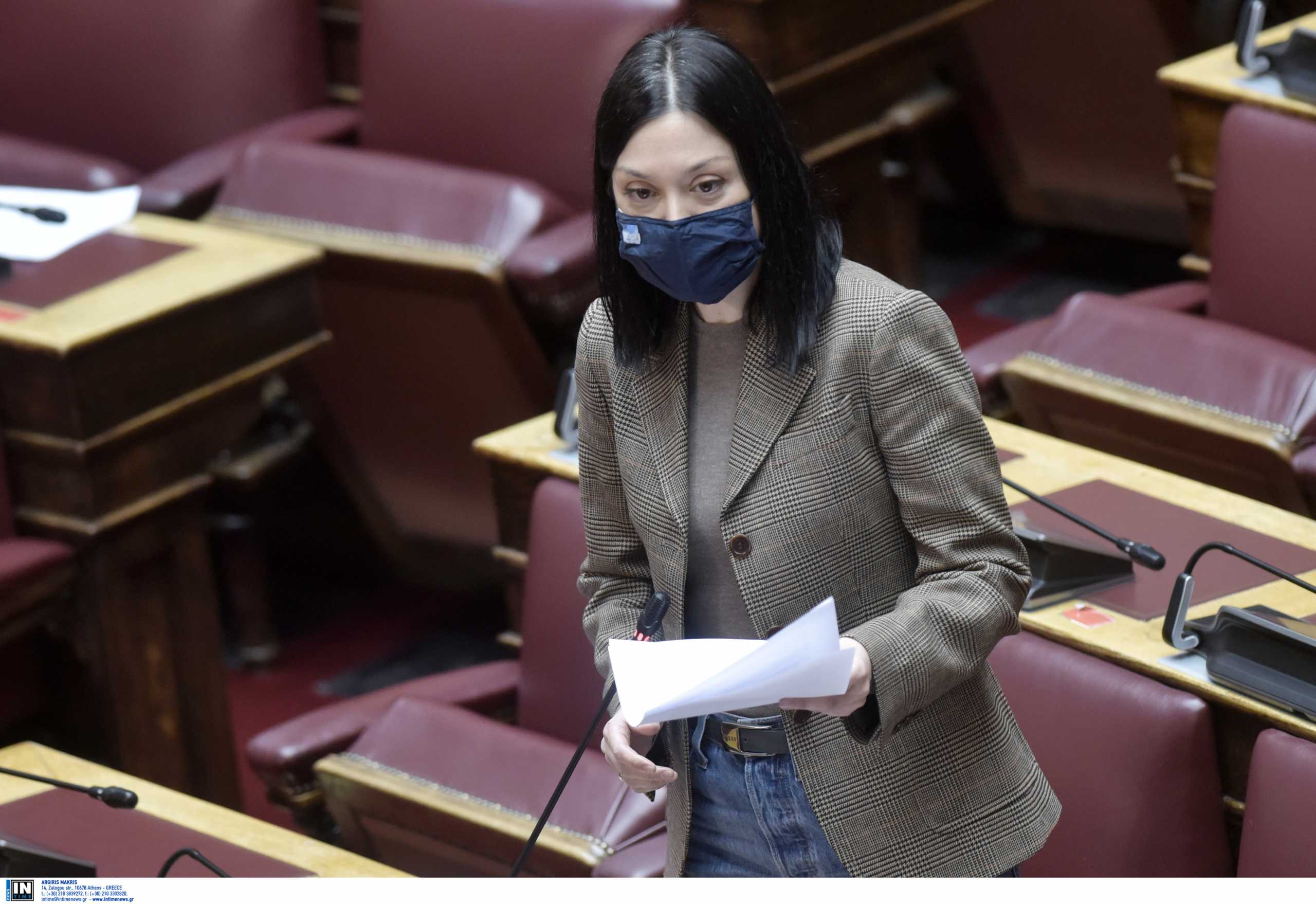 Νάντια Γιαννακόπουλου: Φρικιαστικές οι καταγγελίες, καθήκον να φτάσουν στη Βουλή (video)