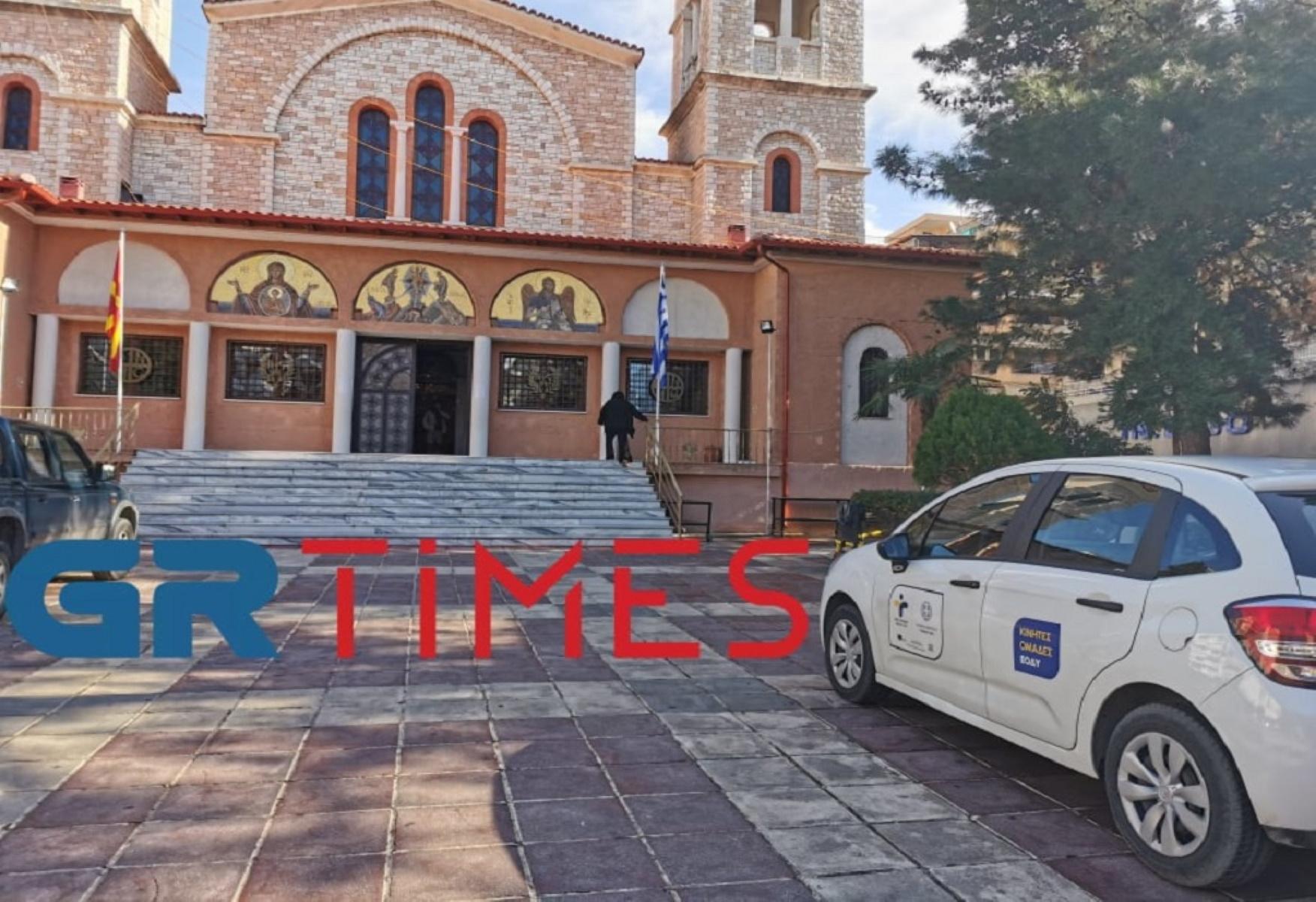 Νοτιοαφρικανική μετάλλαξη: Με κορονοϊό στενή επαφή του ιερέα στη Θεσσαλονίκη