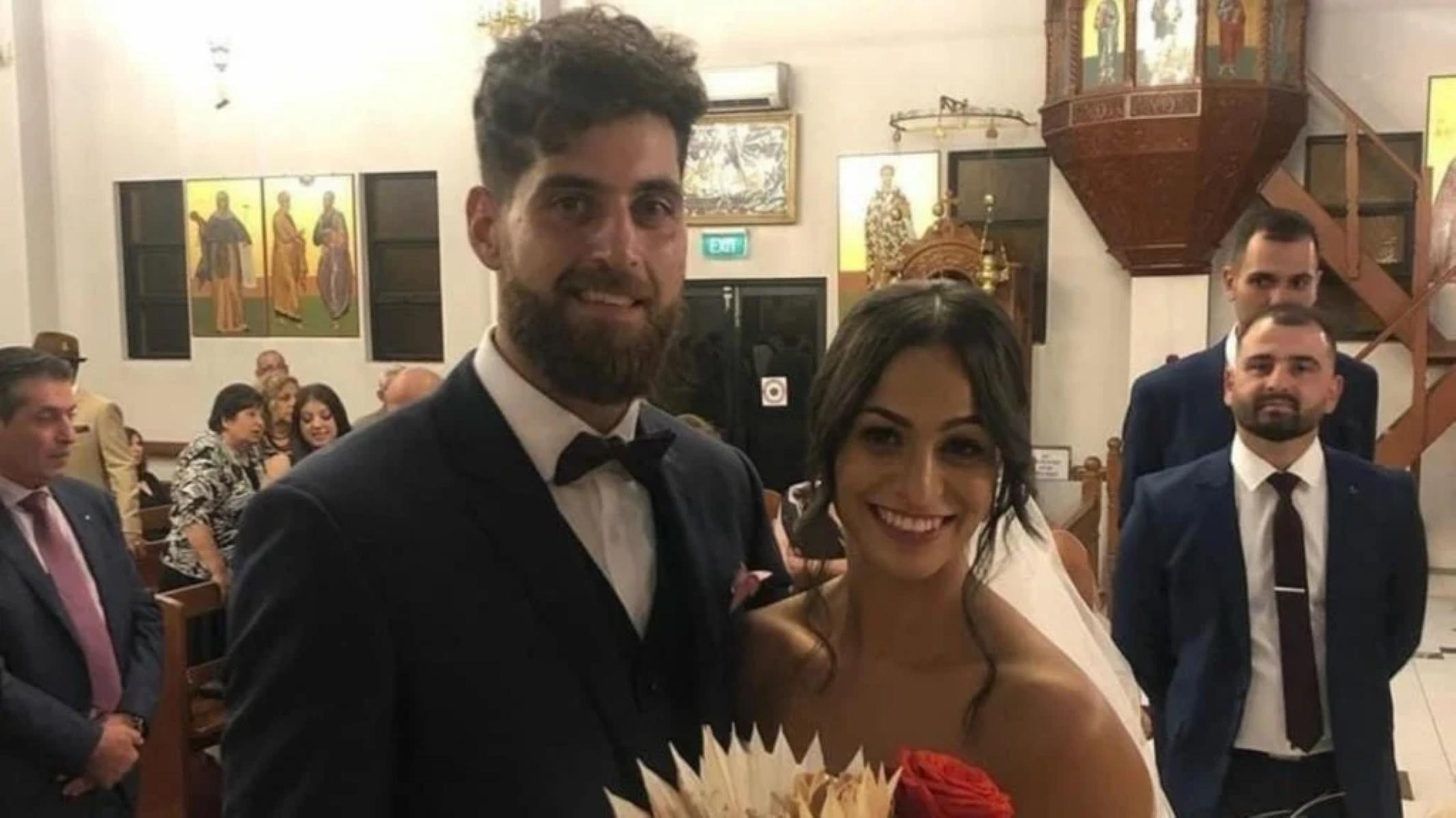 Ομογενείς της Μελβούρνης παντρεύτηκαν σε χρόνο ρεκόρ για να προλάβουν το lockdown