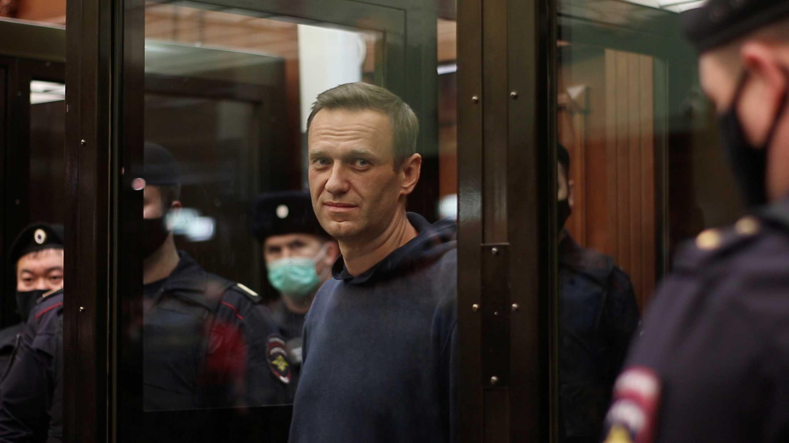 Οργή Ρωσίας με Δύση για τη φυλάκιση Ναβάλνι: Μην ανακατεύεστε