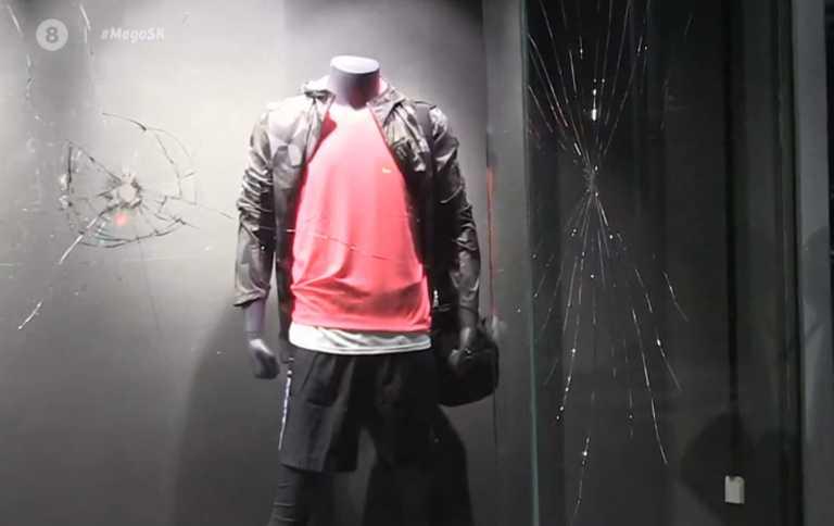 Νέα Σμύρνη: Άγνωστοι έσπασαν βιτρίνες καταστημάτων