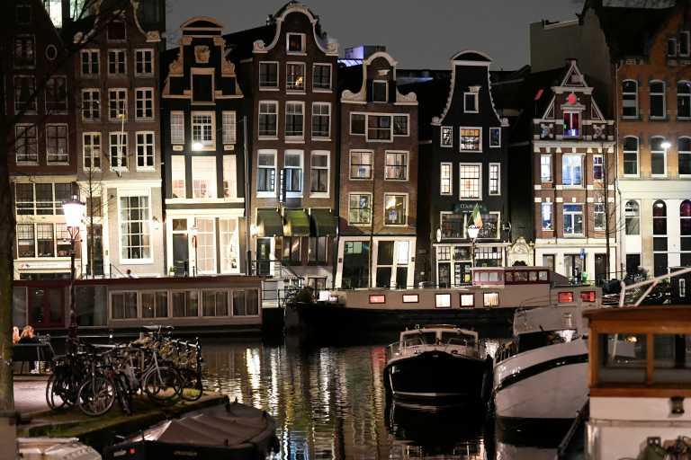 Lockdown: Παρατείνεται η νυχτερινή απαγόρευση κυκλοφορίας στην Ολλανδία
