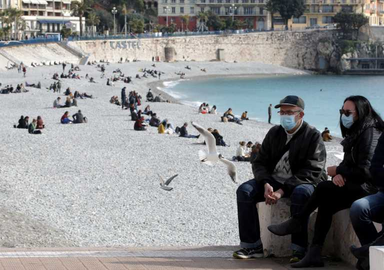 Γαλλία – Κορονοϊός: Ο δήμαρχος της Νίκαιας ζητά να σταματήσουν οι επισκέψεις τουριστών