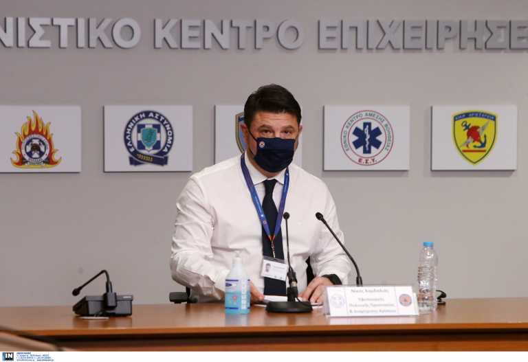 Χαρδαλιάς για θανάτους από κορονοϊό: «Κρατήστε τις κατάρες…» – Η οργισμένη ανάρτηση στα social media