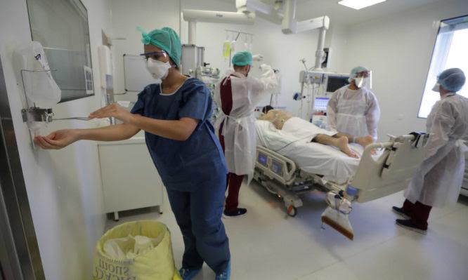 SOS για το ΕΣΥ: «Μέχρι το τέλος της εβδομάδας δεν θα έχουμε κρεβάτια κορονοϊού στην Αθήνα»