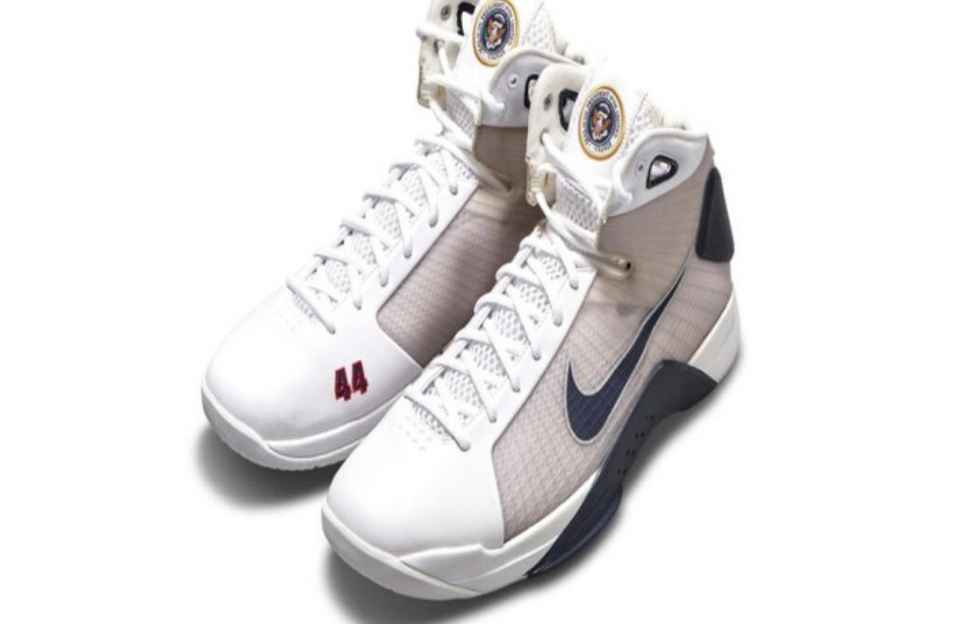 Τα sneakers των 25.000 δολαρίων της Nike για τον Μπαράκ Ομπάμα