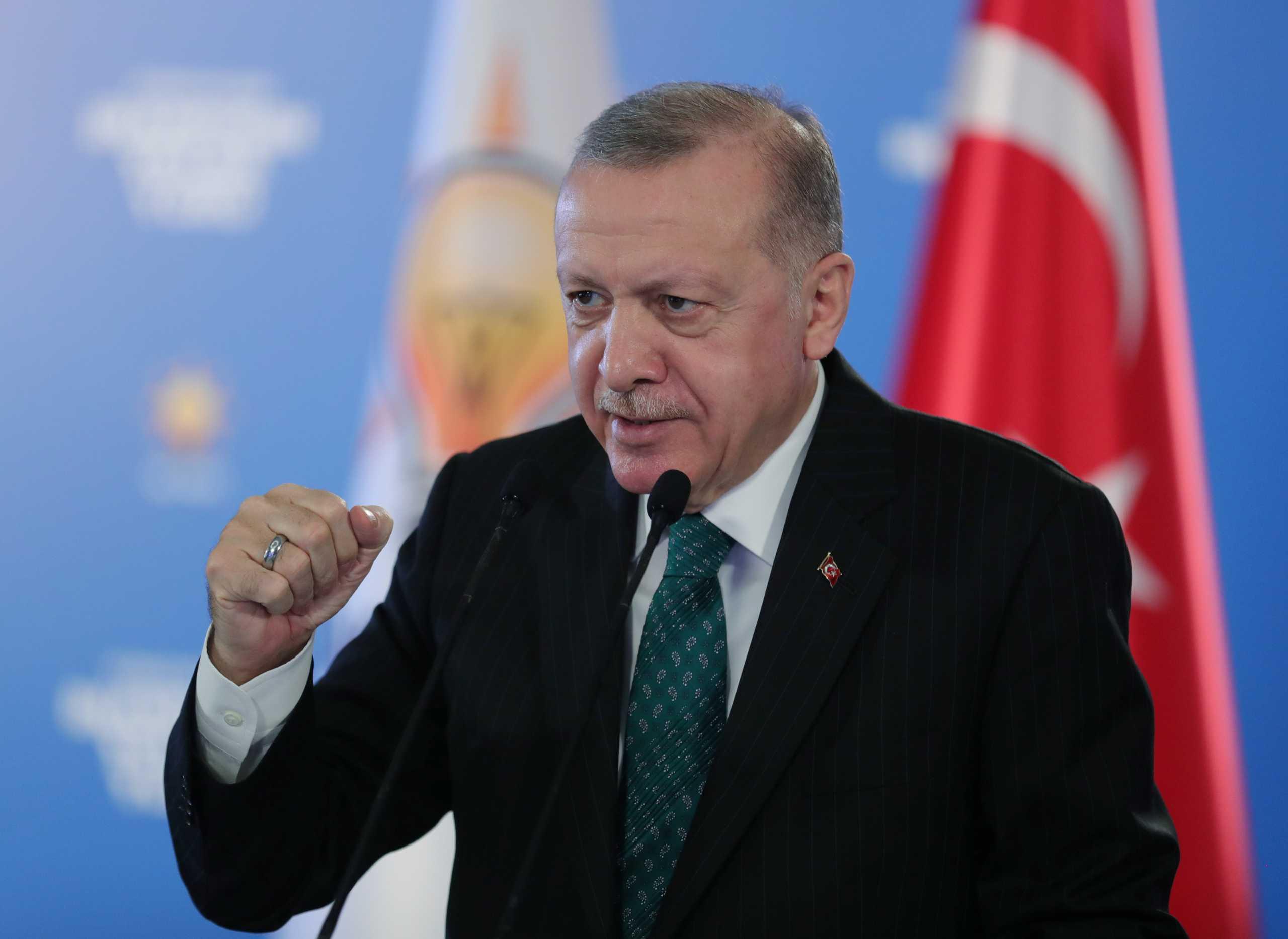Τουρκία: Ο Ερντογάν σχεδιάζει τη διάλυση του φιλοκουρδικού κόμματος HDP2