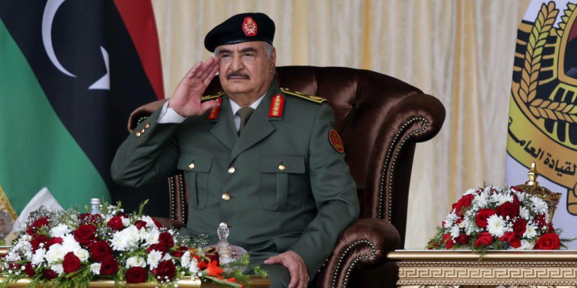Λιβύη: «Πράσινο φως» από το Στρατάρχη Χάφταρ για την ειρηνευτική διαδικασία στη χώρα!