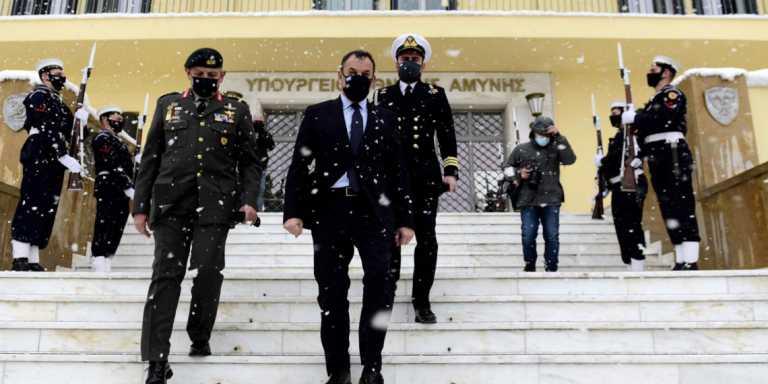 NATO: Τι είπε ο ΥΕΘΑ Παναγιωτόπουλος για τις συμμαχικές αποστολές σε Ιράκ και Αφγανιστάν!