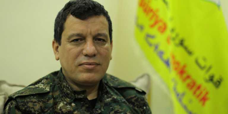 """""""Κίνηση – ματ"""" στην Τουρκία: «Άνοιγμα» του ηγέτη των SDF σε Μπάιντεν για συνάντηση στην Ουάσινγκτον!"""