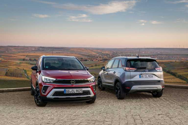 Opel: Στην Ελλάδα το ανανεωμένο Crossland [pics]