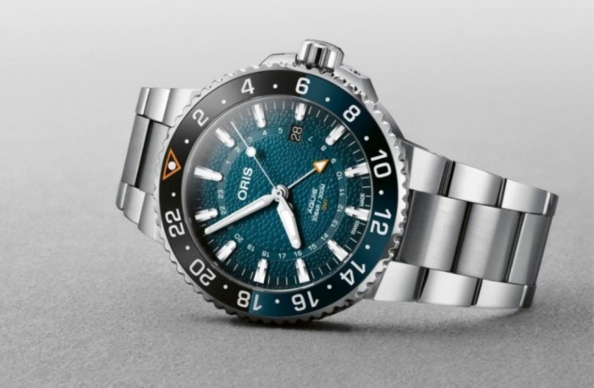 Ένα πανέμορφο καταδυτικό ρολόι από την Oris για την διάσωση του φαλαινοκαρχαρία
