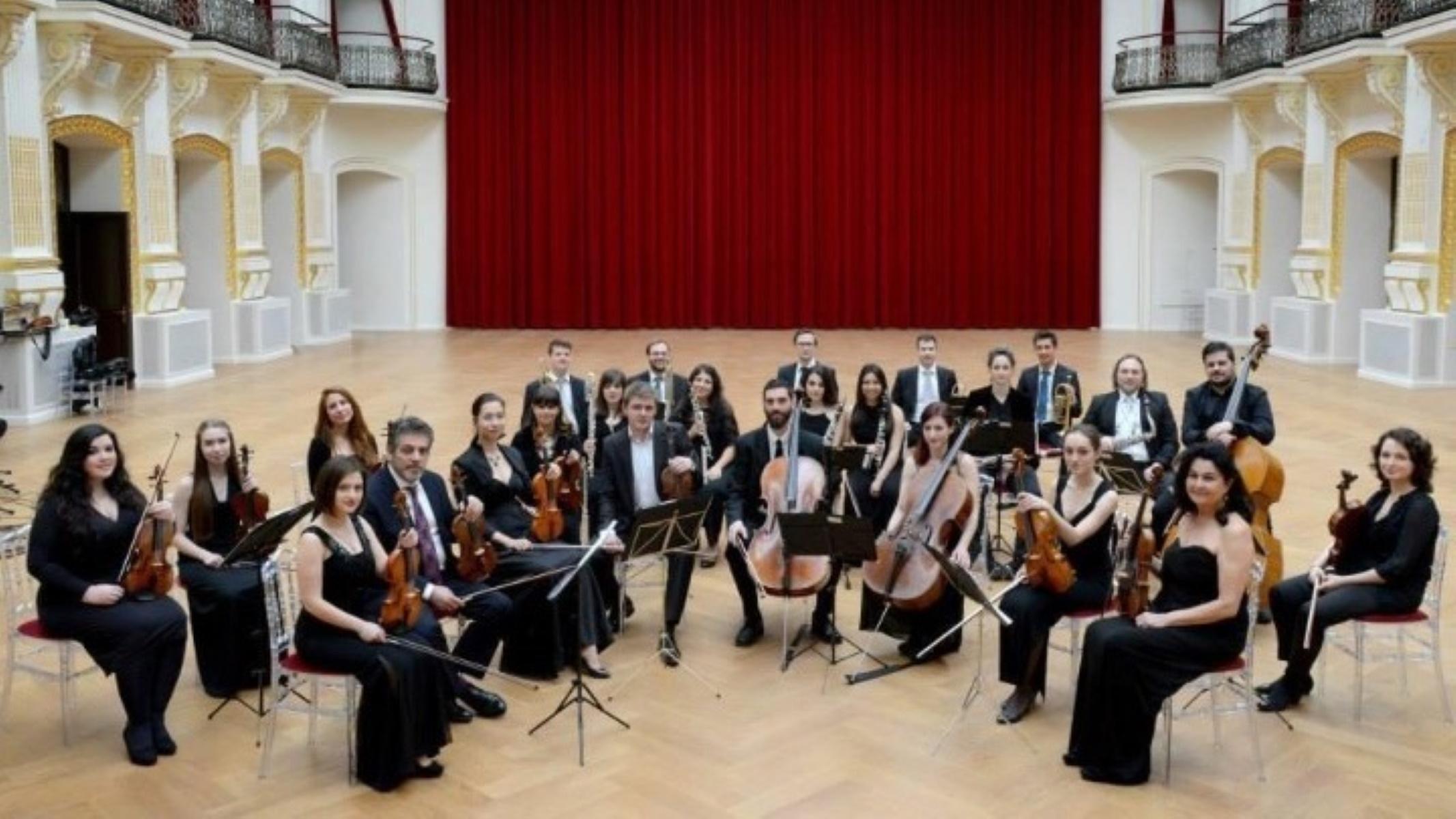 Αγίου Βαλεντίνου: Η ορχήστρα «Ορφέας» της Βιέννης παίζει στη Θεσσαλονίκη για τον Έρωτα