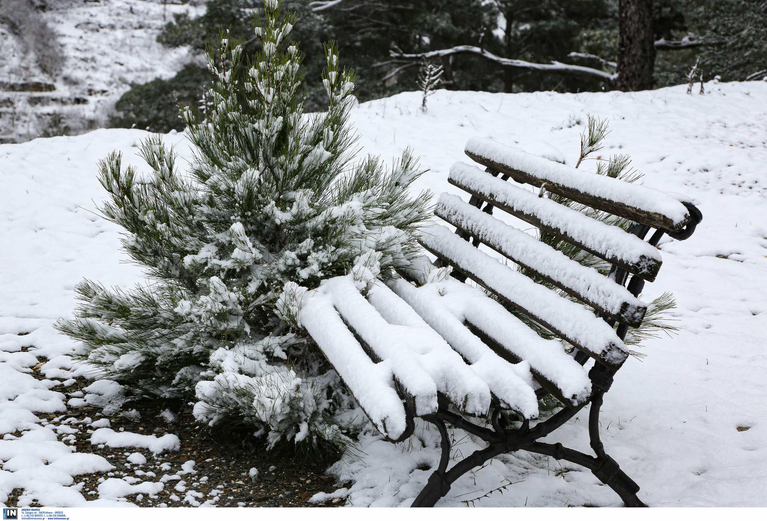 Καιρός – «Μήδεια»: Πότε θα χιονίσει στην Αττική – Από την Παρασκευή «βουτιά» της θερμοκρασίας