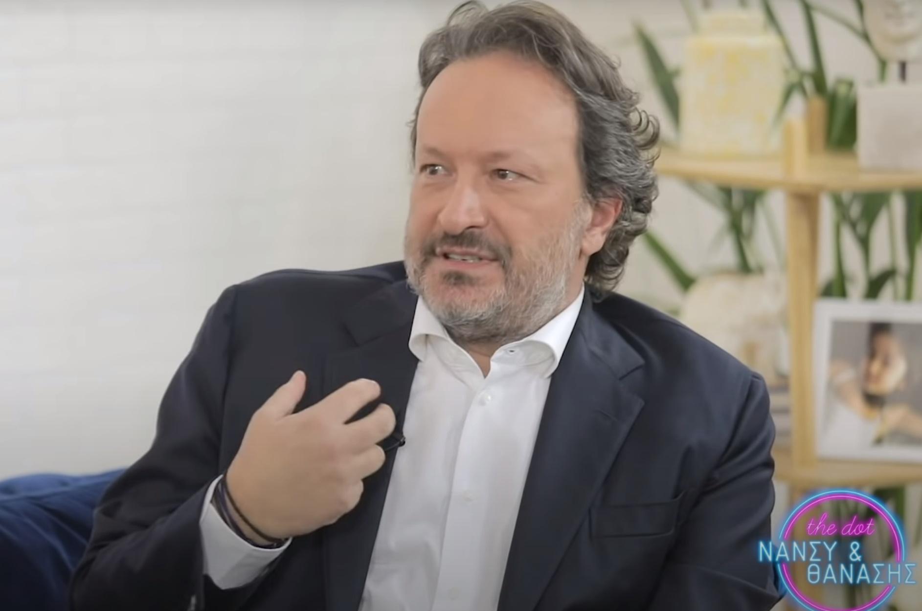 Διονύσης Παναγιωτάκης: Νιώθω λίγο ένοχος, ήξερα αλλά δεν είχα το θάρρος να μιλήσω