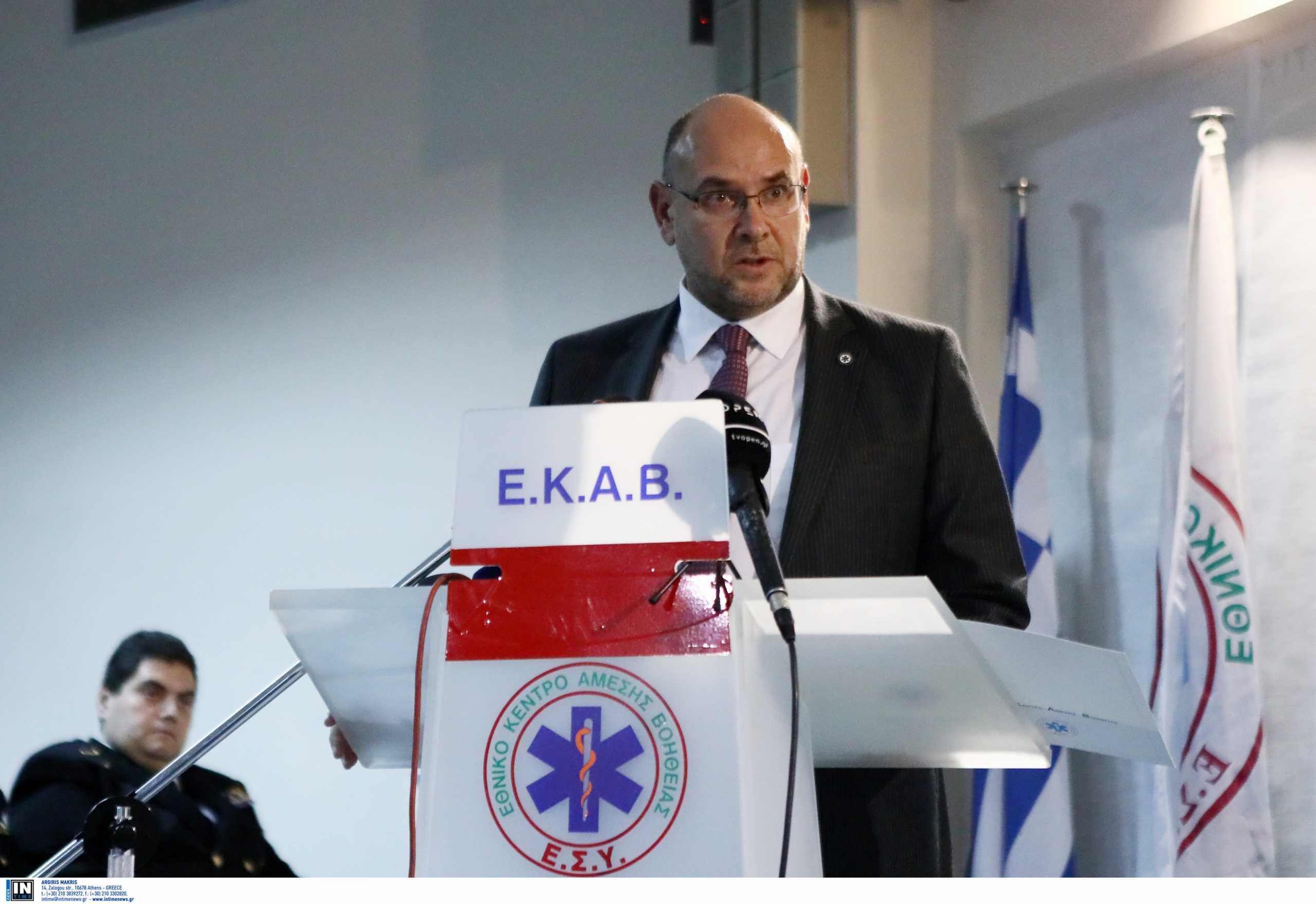 Πρόεδρος ΕΚΑΒ: Αν συνεχιστεί η κατάσταση στα νοσοκομεία, η Αττική θα γίνει Θεσσαλονίκη