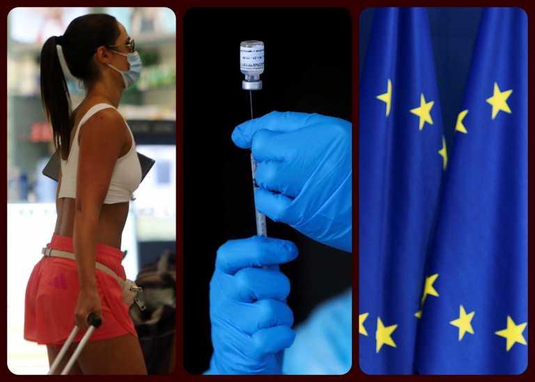 Πιστοποιητικό εμβολιασμού: Ευρωπαϊκό «μπρα ντε φερ» για να σωθεί το καλοκαίρι – Τα στρατόπεδα και το παρασκήνιο