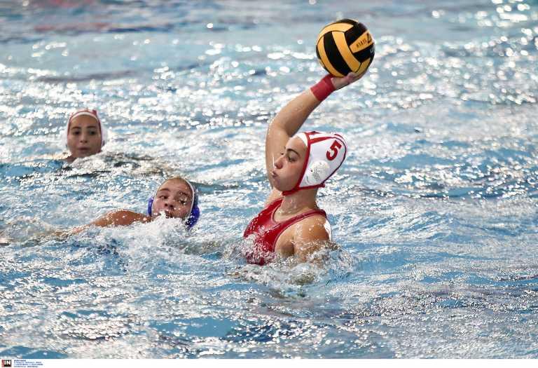 Ολυμπιακός: Ήττα με ελπίδες στη Euroleague του πόλο γυναικών