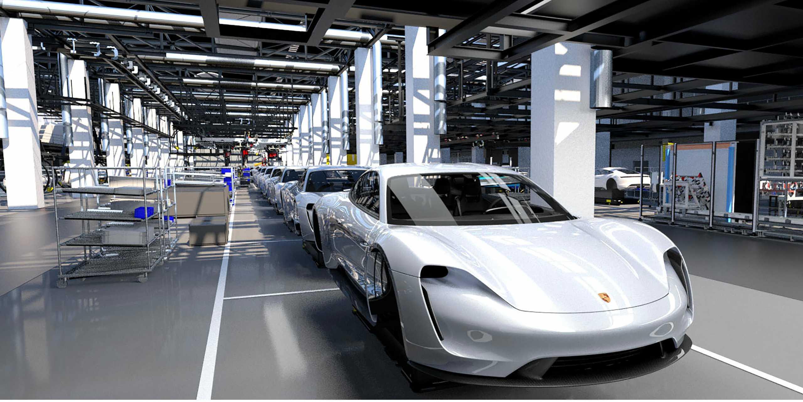 Οι πελάτες θέλουν τις Porsche… made in Germany και ακυρώνουν τα σχέδια για εργοστάσιο στη Κίνα!