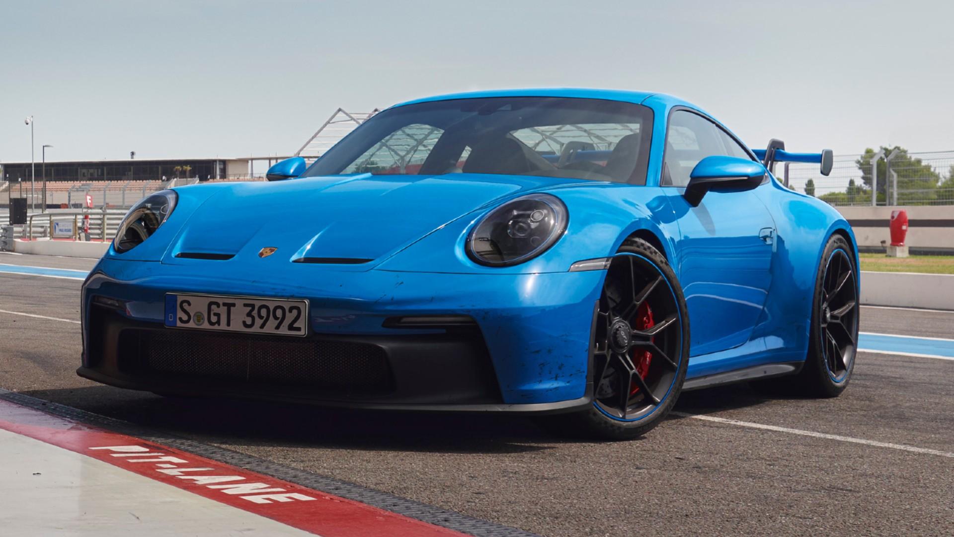 H νέα Porsche 911 GT3 είναι ένα αγωνιστικό για το δρόμο! [vid]