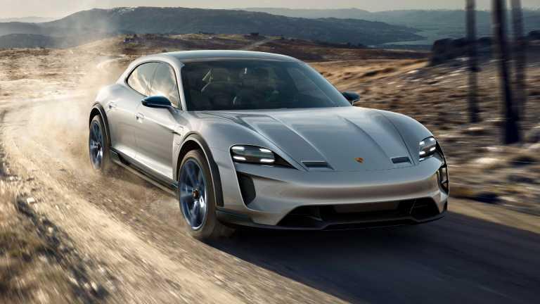 Η νέα έκδοση της ηλεκτρικής Porsche Taycan θα μπορεί να κινηθεί και εκτός δρόμου! [vid]