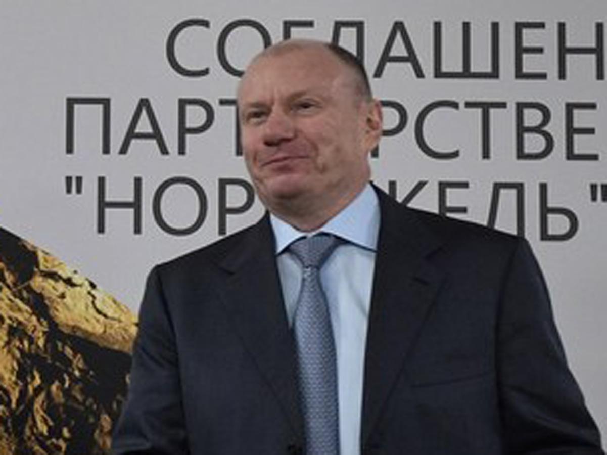 Βλαντιμίρ Ποτάνιν: Ζημιά 1,2 δισ.δολαρίων για τον πλουσιότερο ρώσο