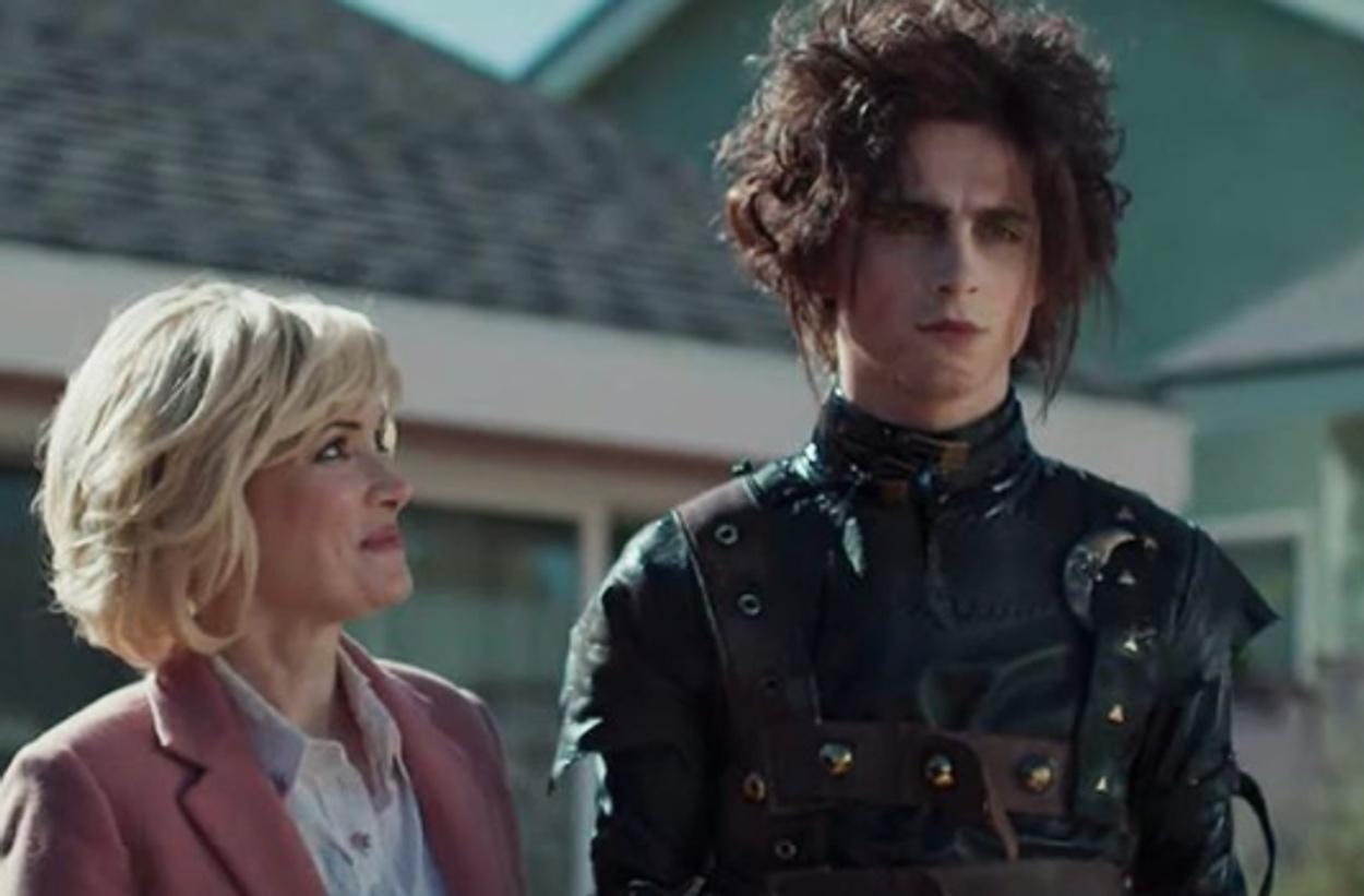 Super Bowl: Γουινόνα Ράιντερ και Ψαλιδοχέρης πρωταγωνιστούν σε  διαφήμιση για Όσκαρ