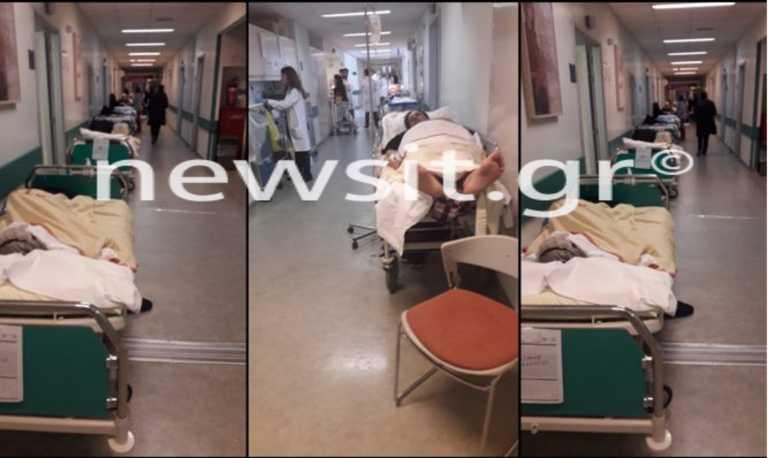 Κορονοϊός: ΜΕΘ τέλος στην Αττική – Δραματική κατάσταση με ράντζα στα νοσοκομεία