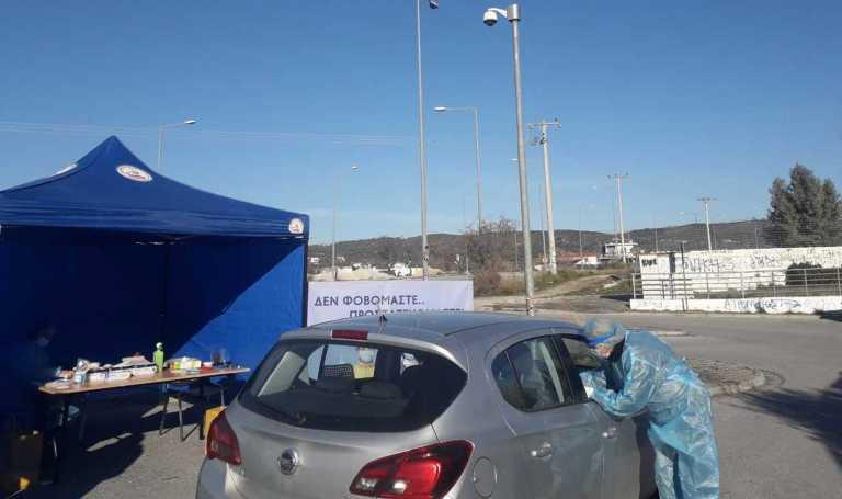 Κορονοϊός: 4.615 rapid test σε 32 περιοχές της χώρας – Πόσα βγήκαν θετικά