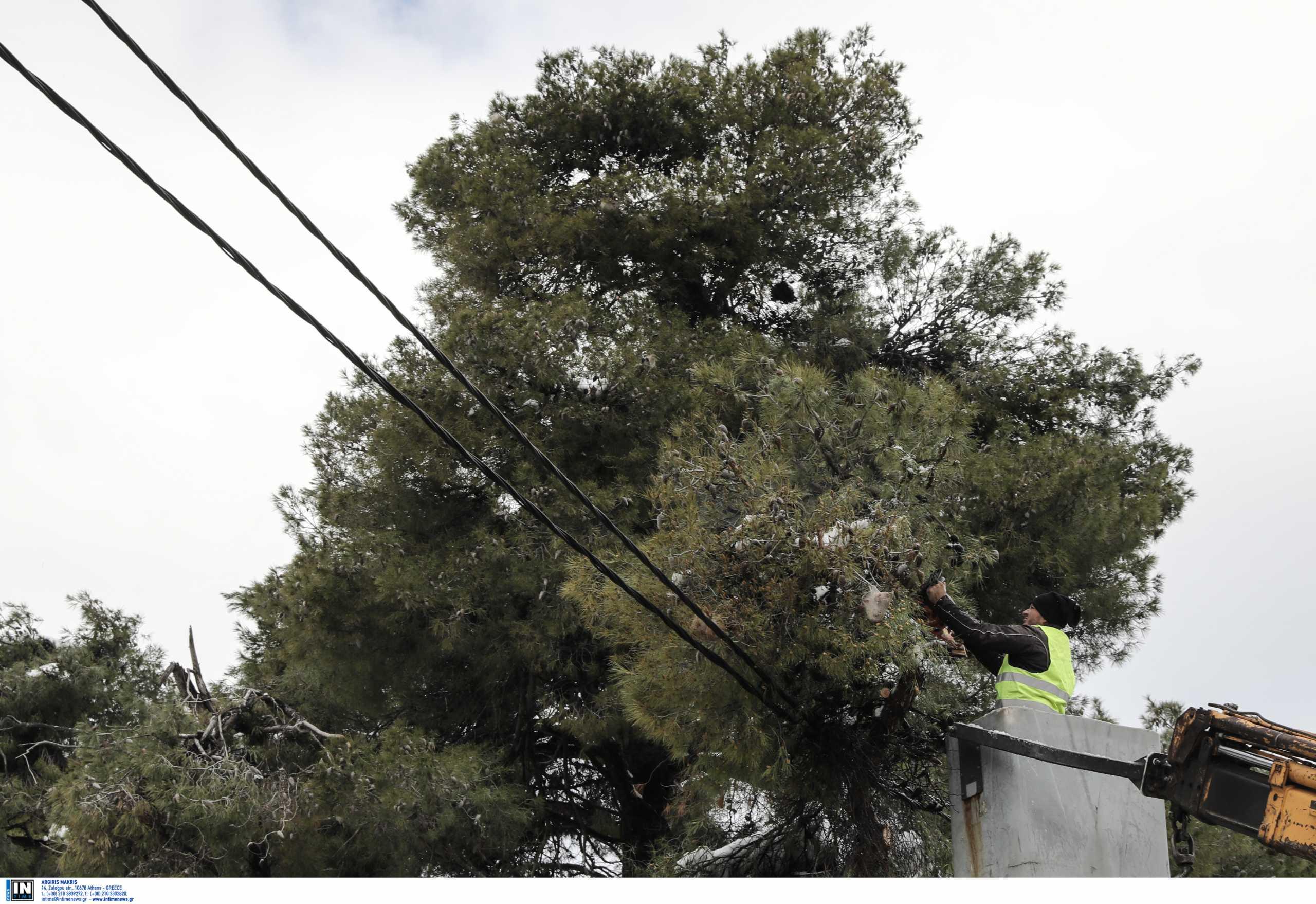 ΔΕΔΔΗΕ: Διακοπές ρεύματος στην Αθήνα – Οι περιοχές και οι ώρες