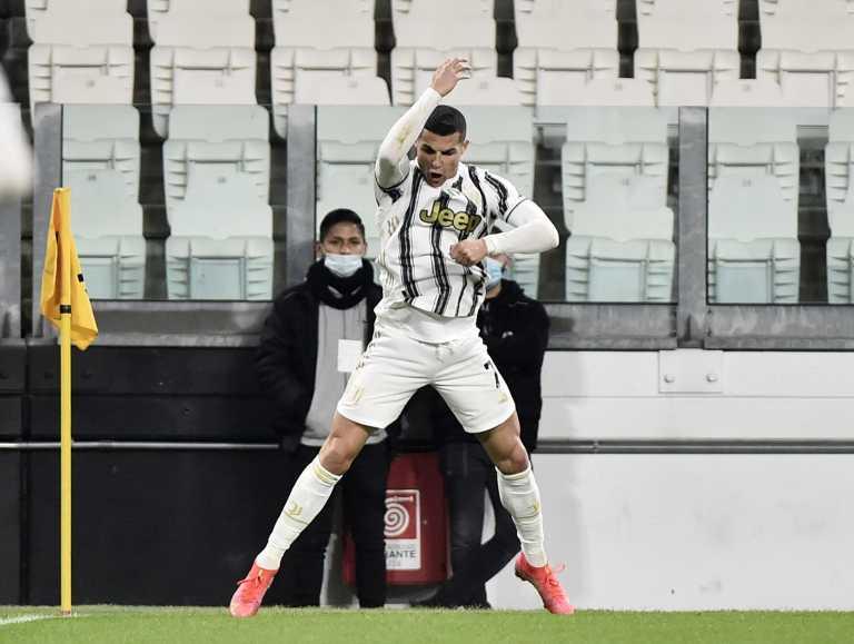 Με σούπερ Ρονάλντο η Γιουβέντους πλησίασε την κορυφή στη Serie A (video)