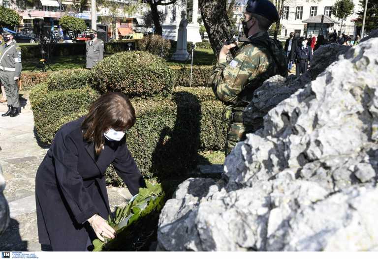 Κατερίνα Σακελλαροπούλου: Μήνυμα ομοψυχίας στις εκδηλώσεις για την απελευθέρωση των Ιωαννίνων (video)