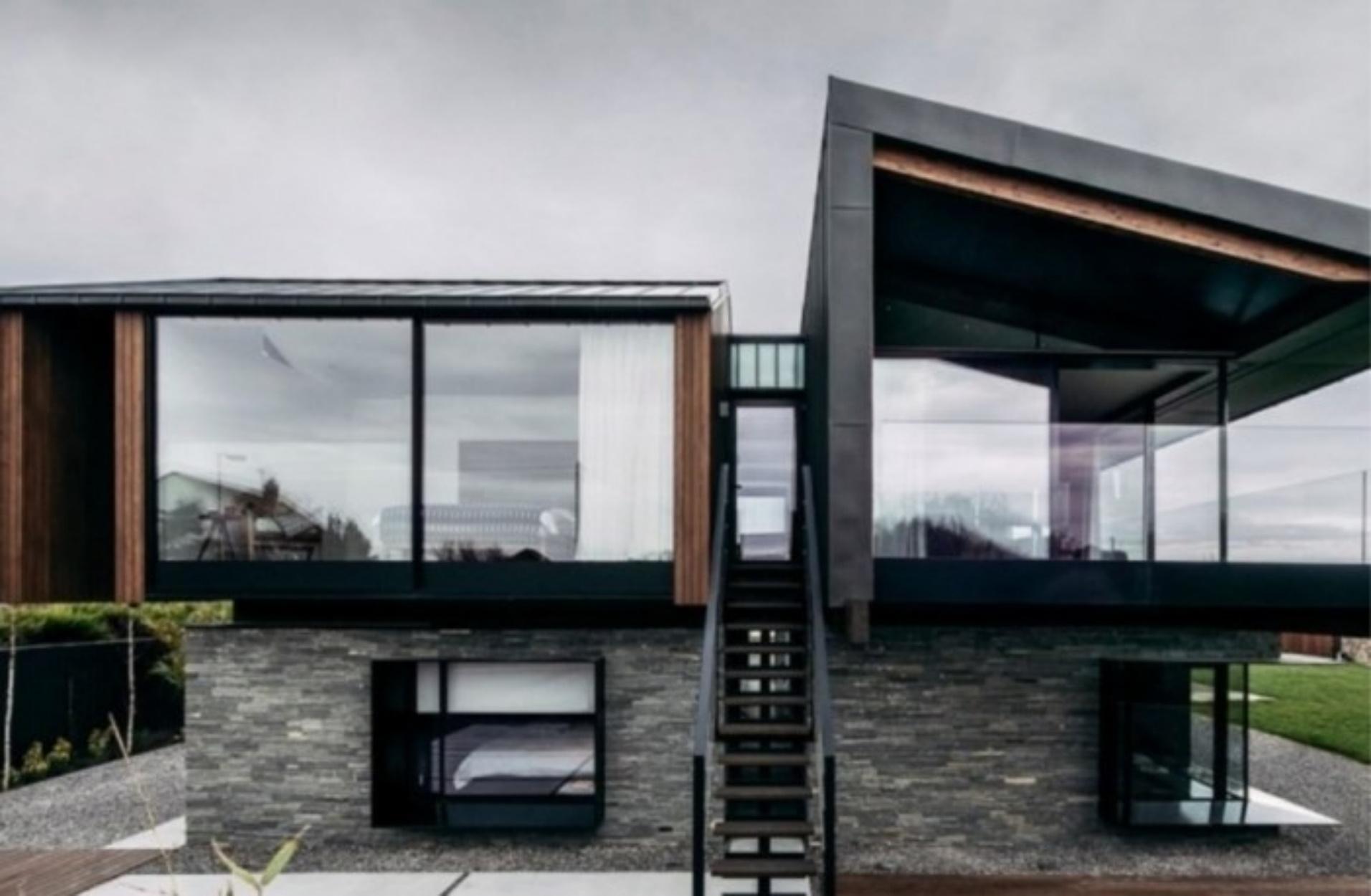 Το Silver House είναι κάτι παραπάνω από ένα απλό σπίτι