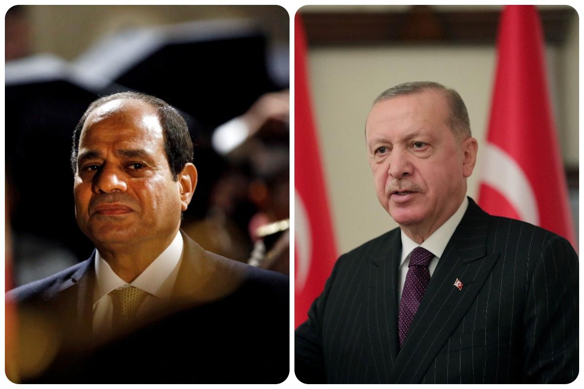 Ερντογάν εναντίον Σίσι: Μια Μεσογειακή μονομαχία